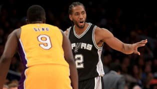 NBA Insider Says Lakers Are Giving Up Pursuit of Kawhi Leonard