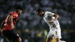 ¿NO SERÁ MUCHO?   La cuenta oficial del Santos de Brasil se burló de Independiente