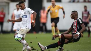 Santos tem reforços no time e no banco para duelo decisivo em Porto Alegre