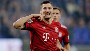 Schalke 0-2 Bayern Munich: Report, Ratings & Reaction as Lewandowski Nets in Win for German Giants