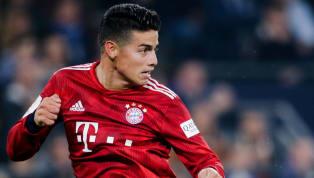 CỰC NÓNG: Lộ dấu hiệu cho thấy James Rodriguez không hạnh phúc ở Bayern