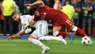 Mohamed Salah Has Been Struggling Since Sergio Ramos' Champions League Tackle Claims Martin Keown