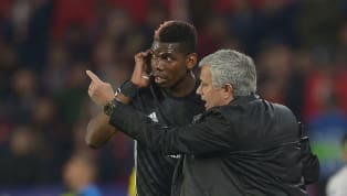 Mourinho Tells Paul Pogba to 'Ask for Transfer' If He Wants to Leave Man Utd as Public Row Escalates