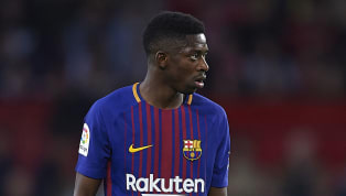 El plan del Barcelona con Ousmane Dembélé