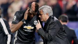 PRESSION : Le message de Mourinho à Paul Pogba après la Coupe du Monde
