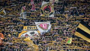 Spiel verschoben: Dynamo Dresden gegen den HSV fällt ins Wasser