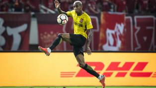 Anderson Talisca, Jiangsu Suning Karşısında 2 Gol Ve 1 Asistle Yıldızlaştı