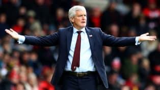 Mark Hughes 'Facing the Sack' at Southampton After Dreadful Start to the Season