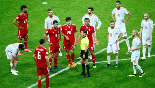 Twitter Reacts as Unlucky Iran Fall to a 1-0 Loss to Spain