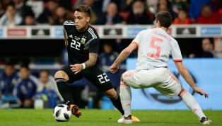 Inter Forward Lautaro Martinez Set to Miss Argentina Friendlies Due to Muscle Injury