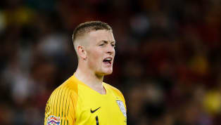 Jordan Pickford Makes Light-Hearted Comment About His Attempted Cruyff Turn in Win Over Spain