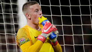 Jordan Pickford Uses Water Bottle Trick to Prepare for Penalties in England's Win Over USA