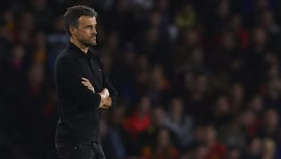 Luis Enrique Admits Spain Didn't Deal With England 'Pressure' During 3-2 Nations League Defeat
