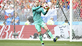 Ander Herrera Says David de Gea Best in the World Despite World Cup Horror Show