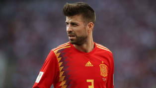 Spain Boss Luis Enrique Says La Roja Must 'Accept' Gerard Pique's International Retirement