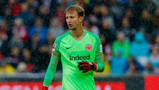Vor EL-Auftakt: Eintracht-Coach Hütter gibt Update zu Frederik Rönnow