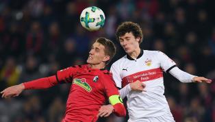 SC Freiburg - VfB Stuttgart   Die offiziellen Aufstellungen