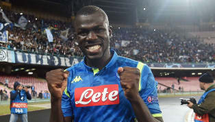 Barcelona Send Scouts to Watch Napoli Defender Kalidou Koulibaly Against Liverpool