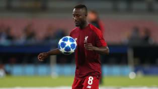 Naby Keita Perpanjang Daftar Cedera Liverpool