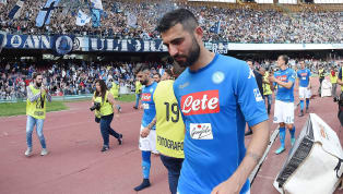 Report Claims Villarreal & Chelsea Are Set for Transfer Tug of War over Napoli Star Raul Albiol