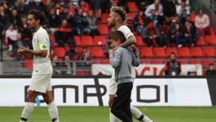 VIDÉO : L'incroyable geste de Neymar avec un de ses fans