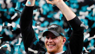 Carson Wentz is Recruiting LeBron James to Philly