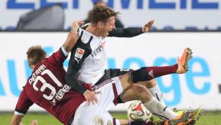SV Sandhausen - 1. FC Nürnberg   Die offiziellen Aufstellungen