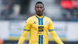 Medien: Suleiman Abdullahi im Visier des 1. FC Nürnberg