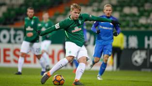 Werder-Youngster Schmidt spielt bei Holstein Kiel vor