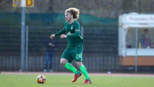 Offiziell: Werder-Talent Verlaat wechselt zum SV Sandhausen