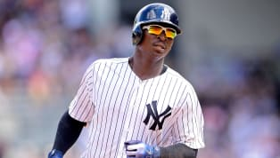 Didi Gregorius Leaves Game Early Following Collision at First Base