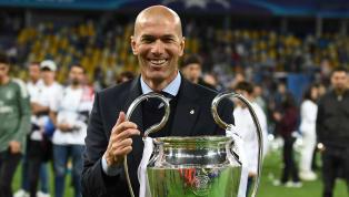 Man Utd Respond to Growing Rumours Zinedine Zidane Will Replace Jose Mourinho as Manager
