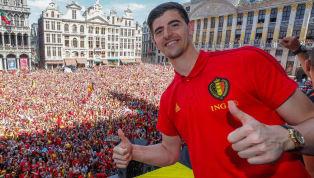 Golden Glove Award: Thibaut Courtois wird zum besten Keeper der WM gewählt