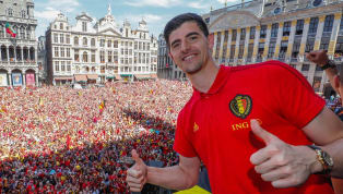 Thibaut Courtois Deletes Farewell Message to Chelsea After Being Abused by Angry Fans