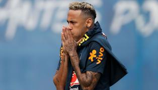 Lakoni Laga Krusial Kontra Kosta Rika, Kondisi Neymar Belum Fit