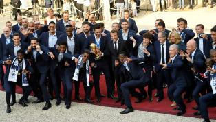 LARMICHETTE : Tu sais que la Coupe du Monde est finie quand...