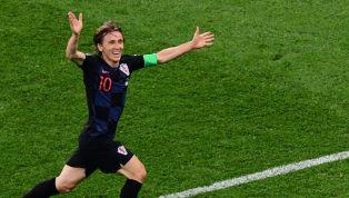 Modric Dianggap Sebagai Pemain Nomor 10 Terbaik di Dunia