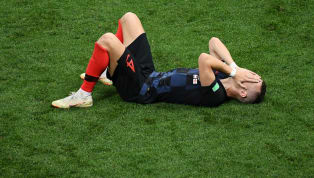 Injury Threatens to Rule Star Ivan Perisic Out of Croatia's World Cup Final Meeting With France