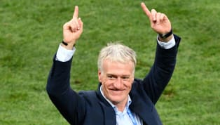 France Manager Didier Deschamps Hails 'Beautiful' World Cup Triumph After Final Victory Over Croatia