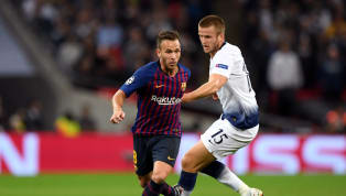 Ernesto Valverde Puji Performa Arthur Saat Kalahkan Tottenham Hotspur