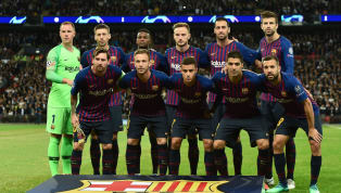 Picking the Best Potential Barcelona Lineup to Face Valencia in La Liga on Sunday