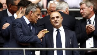 Daniel Levy Adjusts Target Date for First Match at Tottenham's New Stadium as He Seeks Name Sponsor