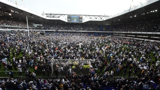 Crisis at Tottenham as Club Calls for Emergency Workers to Finish New Stadium