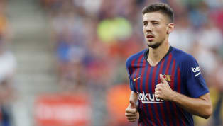 Barcelona Confirm They Will Appeal Clement Lenglet's Controversial Red Card  Received in Girona Draw
