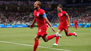 England 2-1 Tunisia: Injury Time Harry Kane Header Sees Off Tunisia in England's World Cup Opener