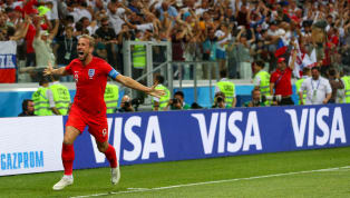 Harry Kane Voted Man of the Moment After Heroics for England at the World Cup