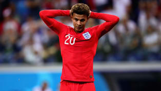 Dele Alli Misses England Training for Second Day Ahead of Panama Clash Due to Thigh Injury