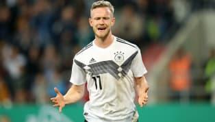 Cedric Teuchert und Eduard Löwen reisen verletzt von Deutschlands U21-Team ab
