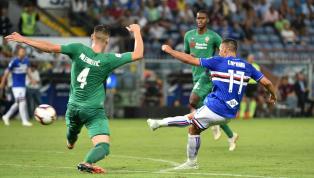 Equilibrio a Marassi, Caprari risponde a Simeone: Sampdoria-Fiorentina finisce 1-1