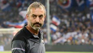 """Giampaolo: """"La Sampdoria ha giocato al livello dell'Inter. C'è rammarico per la sconfitta"""""""